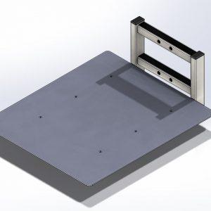 Piano Alluminio